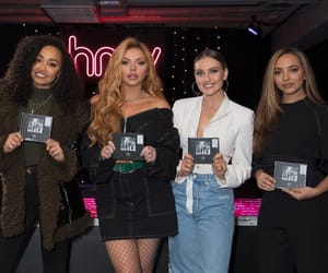 interview, jesy nelson, and perrie edwards image