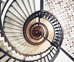 stairs, theme, and architecture image