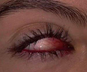 eye, eyes, and soft grunge image