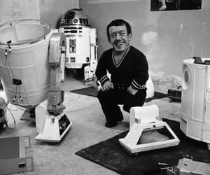 droid, star wars, and r2d2 image