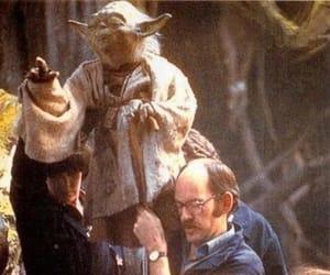 star wars and yoda image