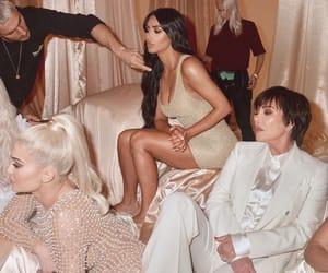 kim kardashian, jenner, and kris jenner image