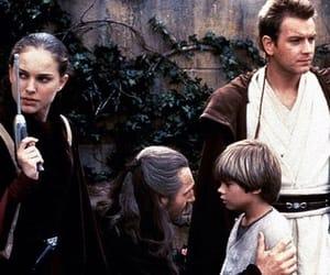 Anakin Skywalker, ewan mcgregor, and natalie portman image