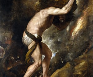 albert camus, religious art, and renaissance painting image