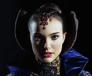dress, queen amidala, and padme amidala image
