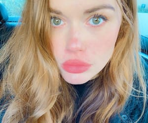 actress, teen wolf, and holland roden image