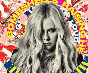 Avril Lavigne, famosos, and rock image