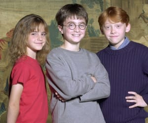 harrypotter, hp, and wizard image