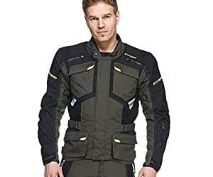 biker jacket, racer, and riders image