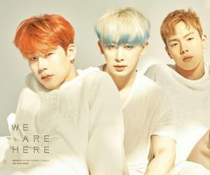 idol, kpop, and wonho image