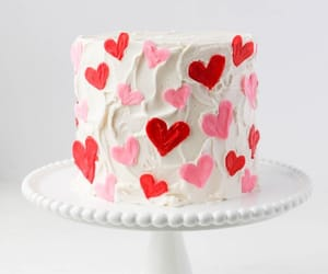 cake and Valentine's Day image