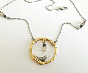 etsy, brighton jewelry, and bird on a branch image