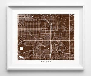 etsy, wall art, and world map image