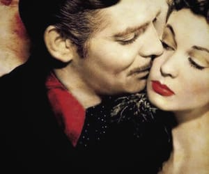 Gone with the Wind, movie quotes, and love image