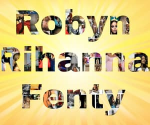 Collage, Rhianna, and Robyn image