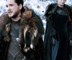 gif, jon snow, and game of thrones image
