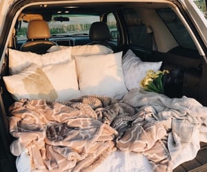 blankets, cute, and drive in image