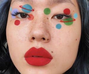 makeup and planet image