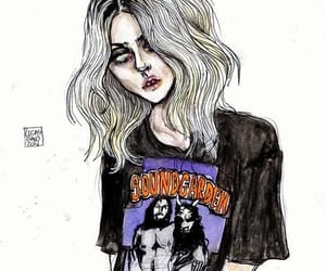Taylor Momsen, drawing, and the pretty reckless image
