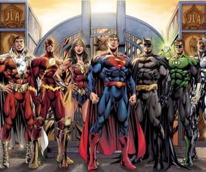 comics, cyborg, and DC image