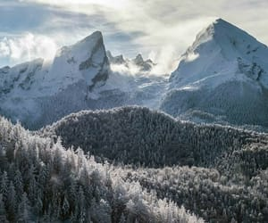 Alps, nature, and snow image