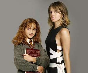 beautiful, granger, and howarts image