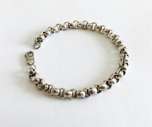 etsy, vintage bracelet, and stacking bracelet image