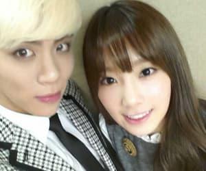 boy, korean, and girl image