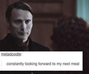 tumblr, hannibal lecter, and mad mikkelsen image
