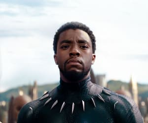 Avengers, black panther, and Marvel image