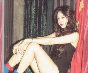 girl, korean, and exid image