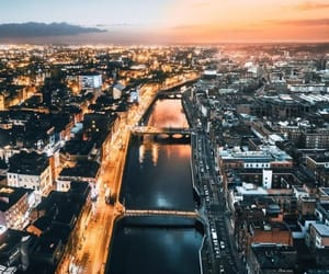 aerial photography, ireland, and aerial view image