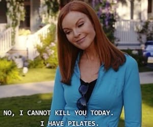 Desperate Housewives, movie, and quote image