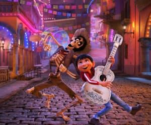 coco, disney, and pixar image