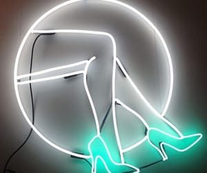 neon, light, and fun image