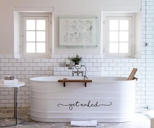 bathroom, goals, and ideas image