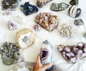 aesthetic, cool, and crystals image