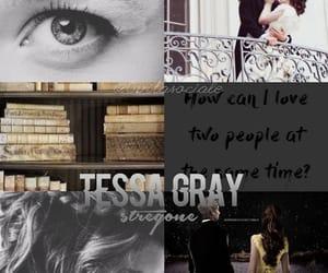 aesthetic, warlock, and tessa gray image