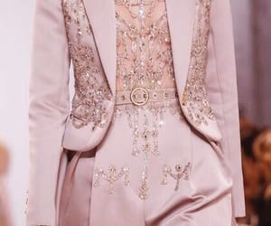 chic, diamond, and fashion image