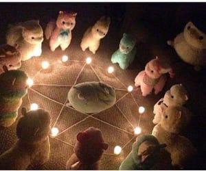 satanic and cute image