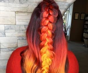 colorful, orange, and 💛 image