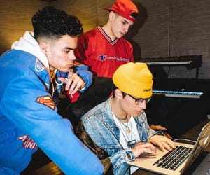 Nick Mara, edwin honoret, and prettymuch image