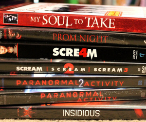 movies and horror movies image