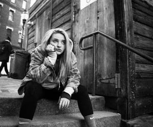 aesthetic, grunge, and black and white image