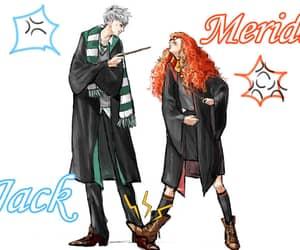 gryffindor, hogwarts, and jack frost image