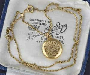1920s, forget, and locket image