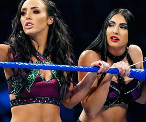 wwe, peyton royce, and billie kay image