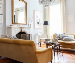 brownstone, decor, and decorating image