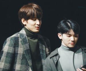 Seventeen, jihoon, and wonwoo image
