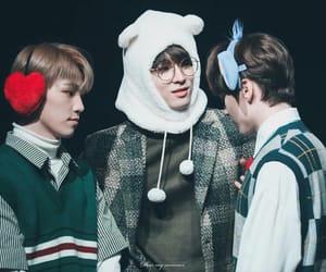 Chan, wonwoo, and Seventeen image
